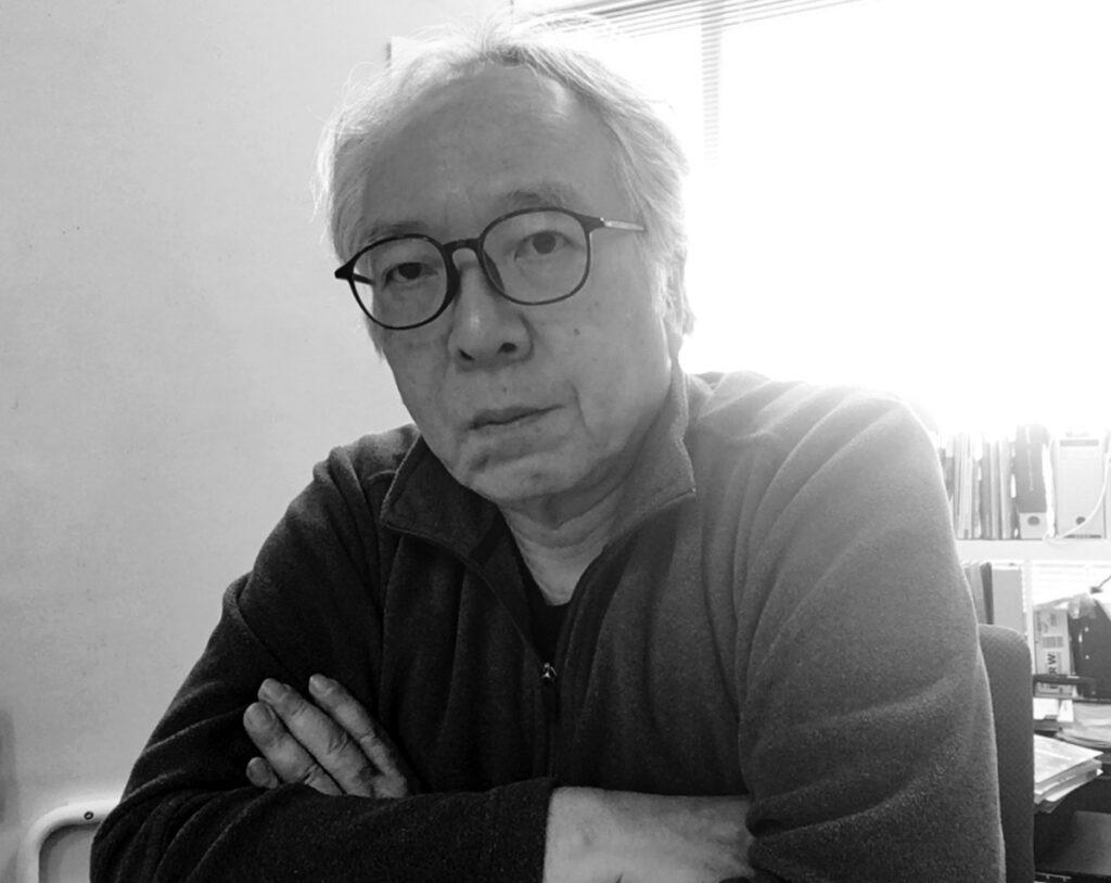 今泉洋教授(デザイン情報学科)